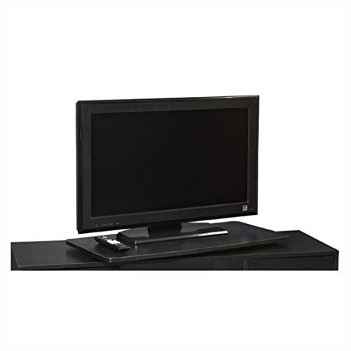 HEATAPPLY TV Stands and Entertainment Centers, TV Swivel Board for Flat Screen TV or Monitor up to 32-inch