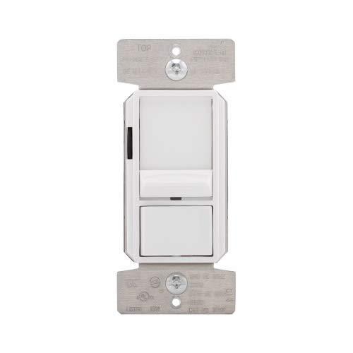 Cooper Controls SF10P-W Slide 0-10V Dimmer - 120/277V, White