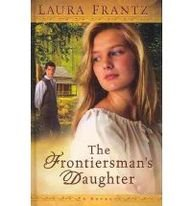 book cover of The Frontiersman\'s Daughter