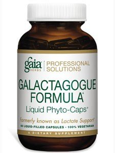 Gaia Herbs Galactagogue (Lactate Support) 60 (Gaia Herbs Lactate Support)