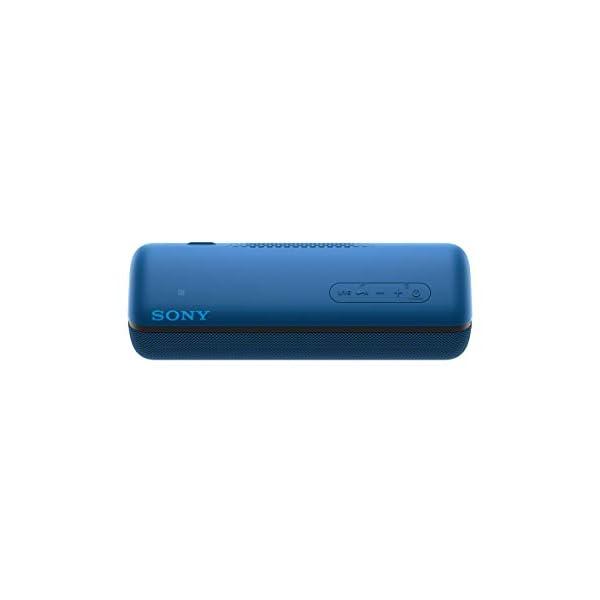 Sony SRS-XB32 Enceinte Portable Bluetooth Extra Bass Waterproof avec Lumières - Bleu 4