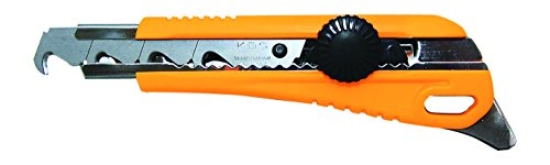 Hook Utility Blades (KDS HK-12 MultiPro Hook-It Utility Knife, Large, Yellow)