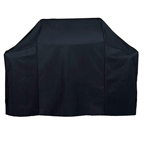 Direct store Parts DF73 Waterproof Heavy Duty BBQ Grill Cover Replacement 7573 for Weber Spirit 200/300 Gas Grills (Not fits 2015 Models)