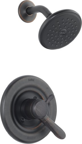 Delta Faucet T17238-RB Lahara Monitor 17 Series Shower Trim, Venetian Bronze (Delta Shower Only Faucet compare prices)
