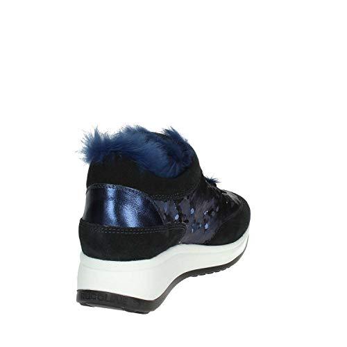Rucoline Pelle 1304 Lacci Agile Blu wwzfPq1W6r