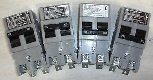 MILBANK UQFP-150  2 Pole 150 Amp Plug-In Circuit Breaker