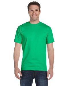 Gildan mens DryBlend 5.6 oz. 50/50 T-Shirt(G800)-IRISH GREEN-XL