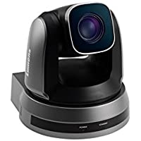 Lumens VC-A60SB | 30x HD PTZ Camera with Wide Angled Lens Black