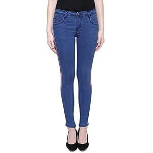 NIFTY Women's Slim Fit Jeans