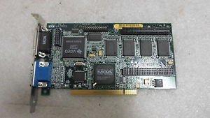 5064-2610 - 4MB PCI VIDEO CARD, 708-01 REV.A, MGI MIL2P/4/HP, D3568-69102 (NO BRACKET)