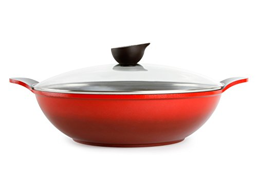 14 inch nonstick pan with lid - 6