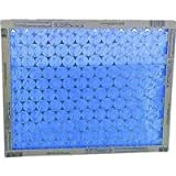 Flanders PrecisionAire 10255.012430 24 by 30 by 1 Flat Panel Heavy Duty Spun Glass Air Filter by Flanders