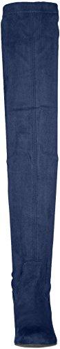 Caprice Damen 25504 Stiefel Blau (Ocean stretch)