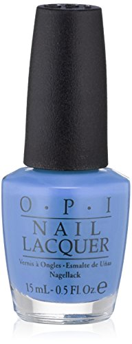 bright blue opi nail polish - 3
