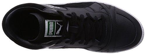 Puma Becker Mid - Zapatillas de Deporte hombre negro - negro (Black/Black)