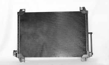 TYC 3054 Chevrolet//GMC//Oldsmobile Parallel Flow Replacement Condenser