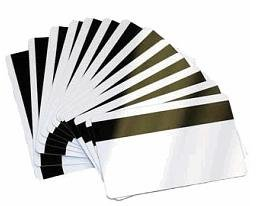 Sle4442 Chip Card With Magnetic Stripe - 50 X Pieces - USA Distributor !