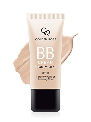 Golden Rose BB Cream with SPF 25, 01-Light