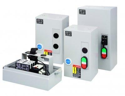 Stop Pushbutton WEG Electric Start