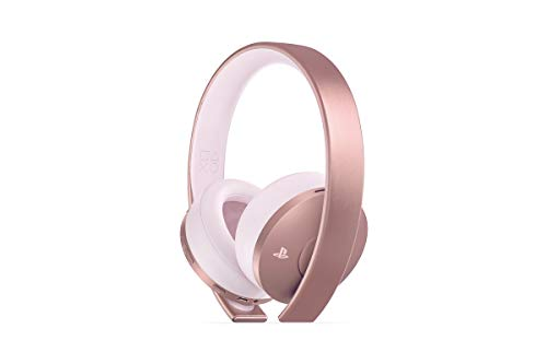 PlayStation Gold Wireless Headset Rose Gold - PlayStation 4