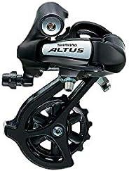 JKSPORTS ShimanoAltus Mountain Bike Rear Derailleur - Direct Mount RD-M310 Altus 7/8 Speed Black Direct Mount
