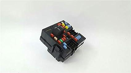 Amazon.com: Under Dash Fuse Box OEM 2003 03 GMC Yukon XL ... on lv box, ph box, medium box, ag box, lb box,