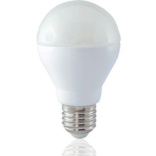 8 Watt 10er PRIME-Pack 50 Watt warmweiss 2700 K ersetzt ca 640 lm Birne 140/° E27 matt MAILUX BUM12575 LED Energiesparlampe