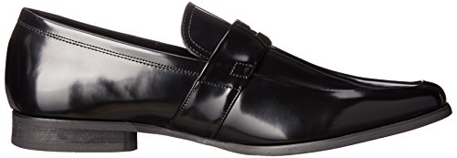 On Smooth Carrigan Slip Klein Men's Black Loafer Box Calvin xwgq7BYY