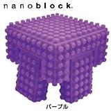 nanoblock×COCORO@mode USBハブ パープル