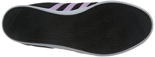 Femme orqcla Noir negbas Gymnastique Chaussures W Courtset 000 De Adidas ftwbla xHq8XZc