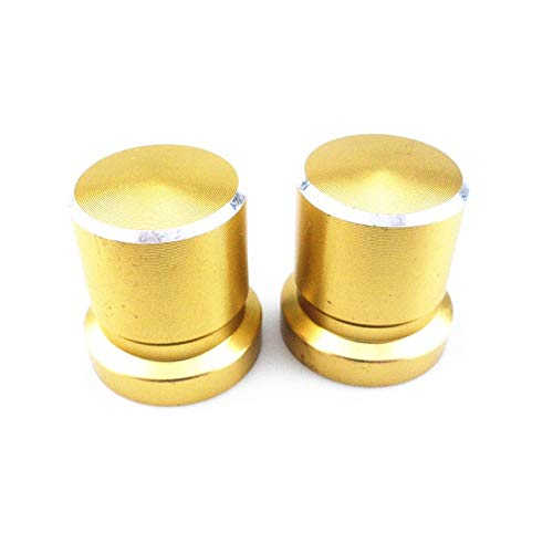 Fastener & Clip Shock Absorber Capped Shaft Cover auto Parts for Mitsubishi ASX 2011-2013 - (Color Name: Gold)