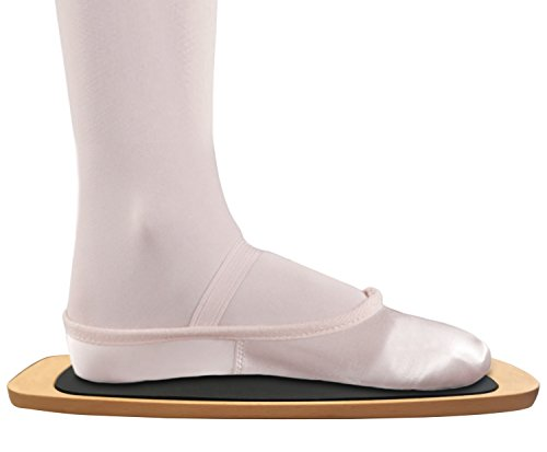 [WOODEN DANCE TURNING BOARD, Make Her Ballet Dream Real! Make Dance Turns Fun! Wood, Durable,] (Nickelodeon Themed Costumes)