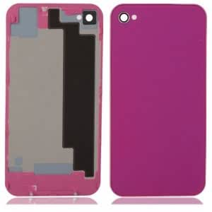 Replacement Back Cover Housing Case for iPhone 4S Purple