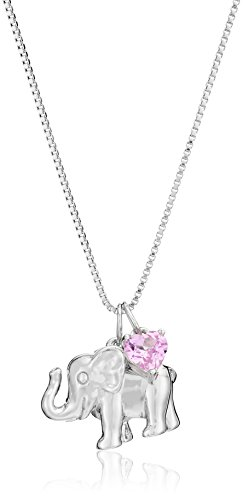 xpy-sterling-silver-created-pink-sapphire-heart-and-elephant-charm-pendant-necklace-18