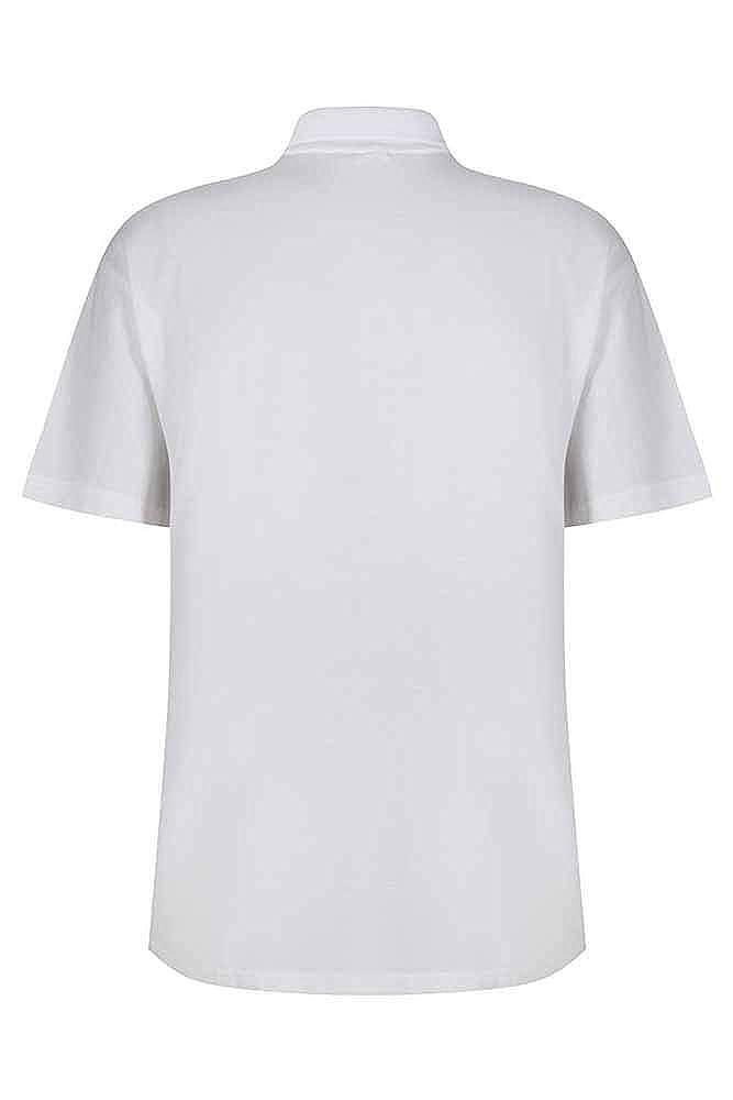 School Uniform 365 - Polo - para niña Blanco Blanco 2/3 años ...