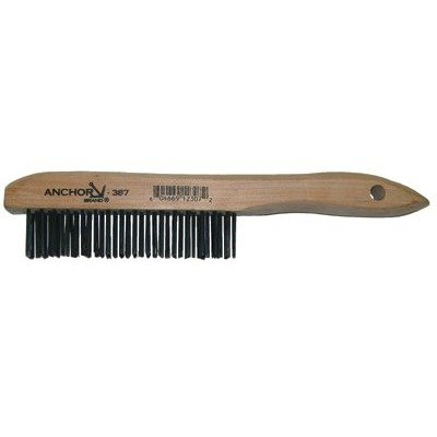 SEPTLS102387 - Anchor Products Anchor Brand Hand Scratch Brushes - 387