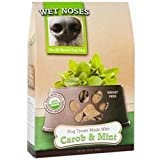 WET NOSES ALL NATURAL DOG TREATS 545432 Wet Noses Training Treat for Pets, Carob and Mint, 14-Ounce, My Pet Supplies