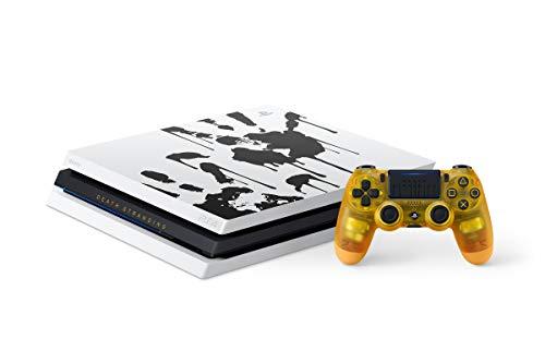 PlayStation 4 Pro 1TB Limited Edition Console - Death Stranding Bundle 2