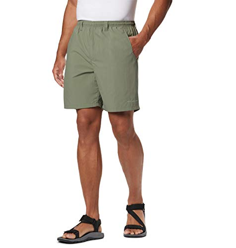 Columbia Men's PFG Backcast III Water Short , Cypress, Large x 6 (Fishing Swim Trunks)