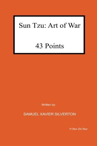 Sun Tzu: Art of War, 43 Points pdf