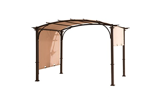 Sunjoy 110105016 Meadow Pergola Deal (Large Image)