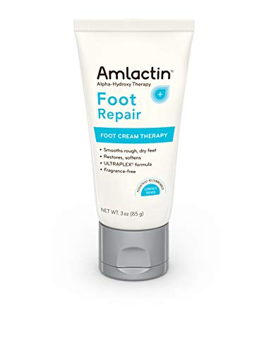 AMLACTIN Foot Cream Therapy 3 oz (Pack of 3)
