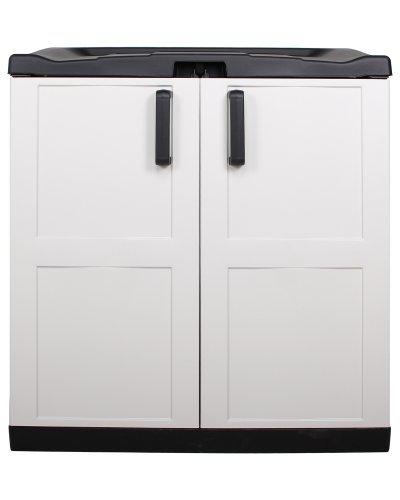 Gerätebox Aufbewahrungsschuppen Comfort XL grau
