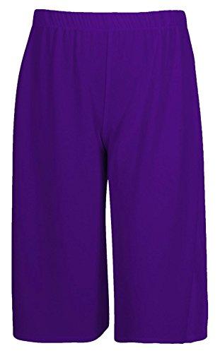 Donna Bliss Bliss Pantaloni Purple Pantaloni 6xUxwt