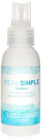 Wrinkle Releasers: Real Simple