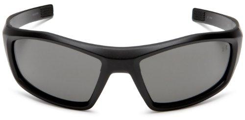 Gris Black nbsp;Gafas nbsp;– hombres Armour Satin de Under Lens Frame de Negro sol Gray potencia pzyAP