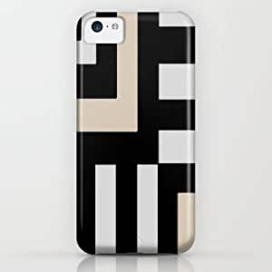 Society6 - Black And Tan And Gray iPhone & iPod Case by Nancy Smith