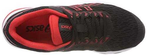 1000 Unisex Alert Gt Scarpe Running Bambini Asics Nero Gs 001 – red black Da 7 xSHw5qT