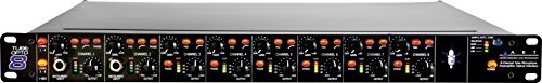 ART TubeOpto 8 Tube Microphone Preamp 8 Channel Class A Digital 24Bit Audio I/O 44.1 or 48kHz by ART