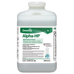 Amazon Com Diversey 3401512 Alpha Hp Surface Cleaner Pro